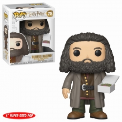 POP N° 78 - Hagrid with Cake (OVERSIZE)