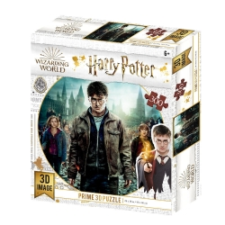 Puzzle lenticulaire Harry...