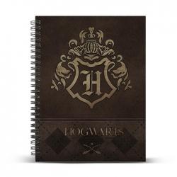Hogwarts - Cahier spirale...